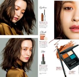 日系彩妆流行趋势,日系彩妆流行图片